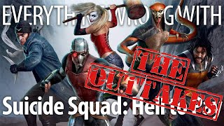 Everything Wrong With Suicide Squad: Hell to Pay: The Outtakes