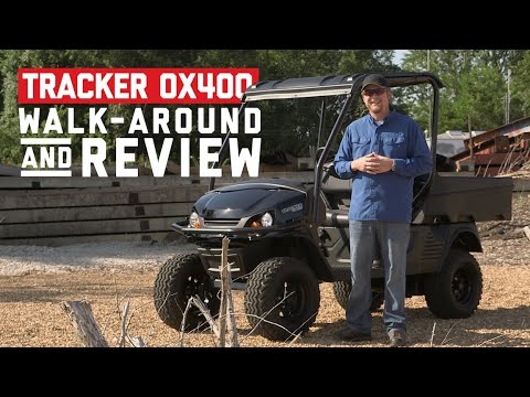 2021 Tracker Off Road OX400 in Eastland, Texas - Video 2