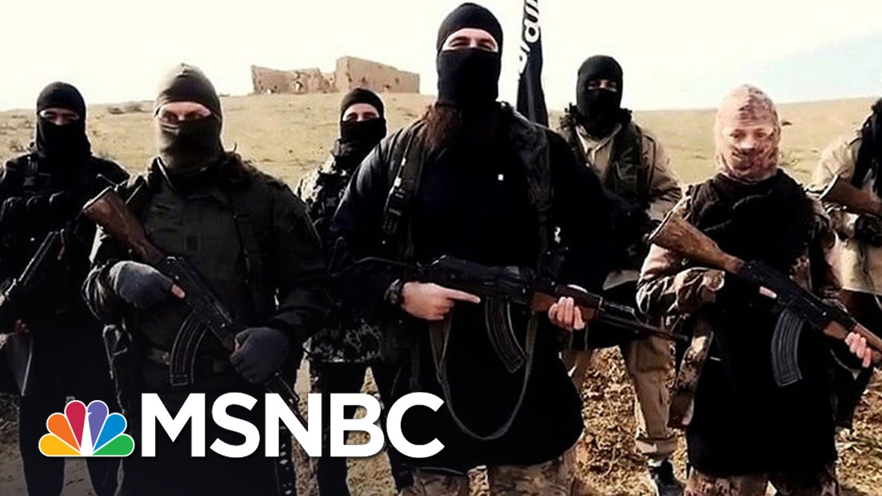 Major ISIS Leader Believed Killed In Syria   Rachel Maddow   MSNBC thumbnail