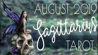 Sagittarius August 2019 Love TarotScope—Struggles end as you