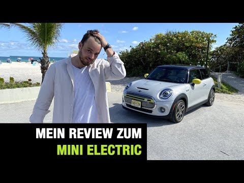 "2020 Mini Electric (184 PS)⚡️🇬🇧 ALLES zum ""Mini Cooper SE"" Fahrbericht | FULL Review | Test-Drive."