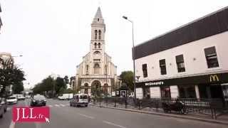 preview picture of video 'Activité à louer à Saint-Ouen - PROJET QUAI DE SEINE - 93400'