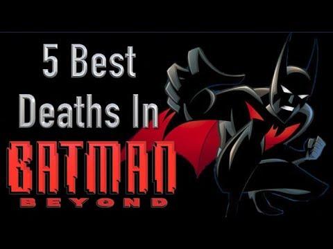 5 Best Deaths In Batman Beyond