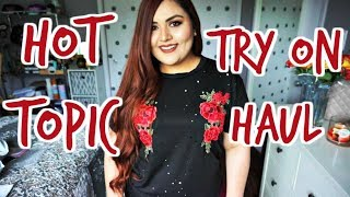 Hot Topic Clothing Haul