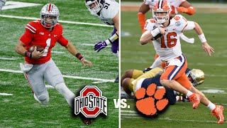 Ohio State vs. Clemson 2021 Allstate Sugar Bowl Game Preview