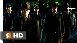Gangster Squad (2013) - Cops Vs. Gangsters Scene (8/10) | Movieclip