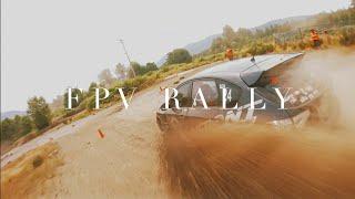 FPV Rally Cross #Cinematic