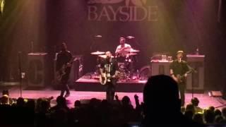 Bayside - Choice Hops and Bottled Self Esteem [Live]