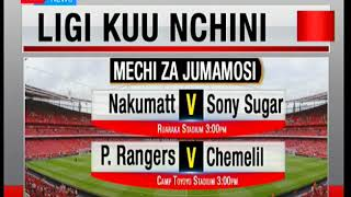 Gor Mahia na AFC Leopards zarejea nchini huku ligi kuu ya soka KPL ikiendelea: Zilizala viwanjani
