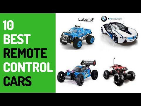 ✅Top 10 Best Remote Control Cars In 2019