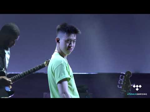 Rich Brian - SLOW DOWN TURBO  (Live at Head in the Clouds 2019)