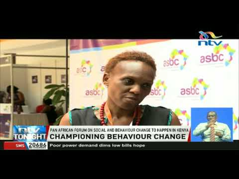 Pan African forum on social and behaviour change to happen in Kenya