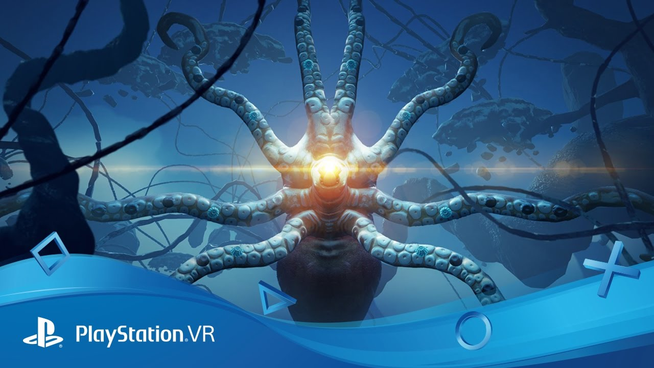 Le jeu de tir coloré Dexed, de Ninja Theory, arrive sur PlayStation VR la semaine prochaine