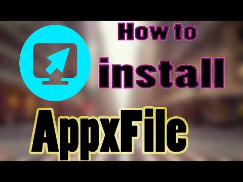 How to Make Appx file or Backup Windows Apps for offline install
