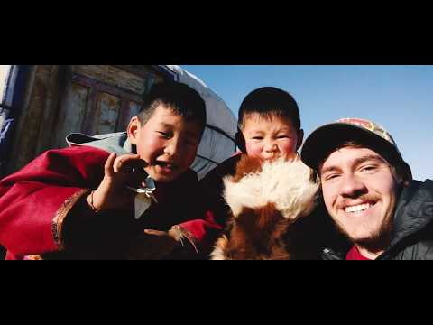 Mongolia in 60 seconds by Thomas D'Anieri #SITVideoContest