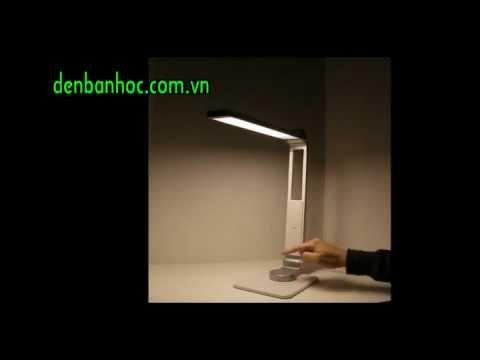 Trải nghiệm dòng đèn bàn LED 4400