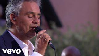 Andrea Bocelli - Il Nostro Incontro - Live From Italy / 2012 ft. Chris Botti