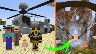 Salvamos El Mundo En Fin De Ano En Minecraft Troll Samye