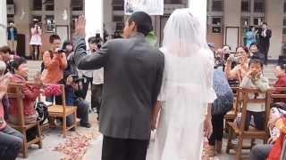 野人與阿牛的綠色婚禮