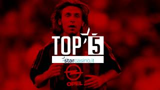 Our Top 5 Goals scored against Parma at the San Siro