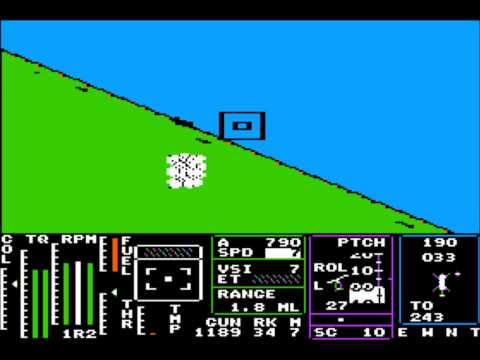 Tomahawk for the Apple II