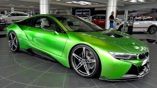 Visiting WORLDS LARGEST BMW Dealership in Abu Dhabi!