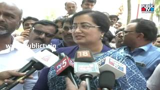 Darshan, Yash Image Will Not Get Damaged By Others Comments: Sumalatha
