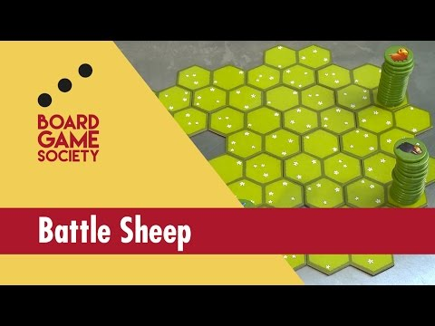 BGS - Episode 10 - Battle Sheep review