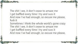 Dizzee Rascal - Excuse Me Please Lyrics