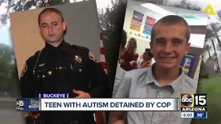 Video Shows Cop Mistake Autism for Drug Use, Assault, Hurt Innocent Boy