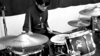 "The Beatles ""I'm Gonna Sit Right Down And Cry (Over You) Drums Cover"