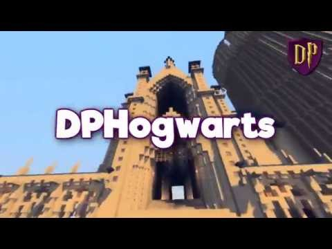 minecraft pe harry potter map download