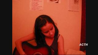 Me Singing No One by Aly and AJ - Video Youtube