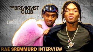 Rae Sremmurd Interview With The Breakfast Club (8-2-16)