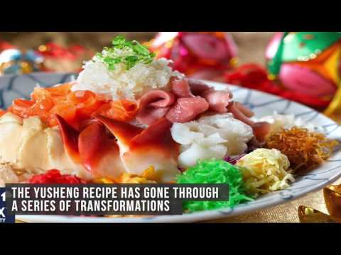 Origins of Yusheng