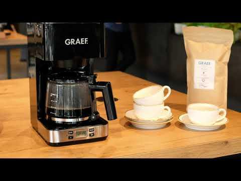 Graefs Filterkaffeemaschinen der FK-500-Serie