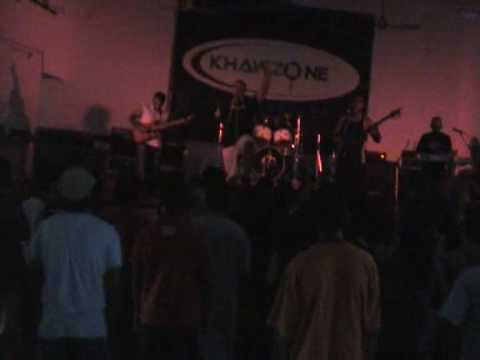 in your face - Parra Camp Khawzone 09 Whitenoiz Live at Pebble Mount