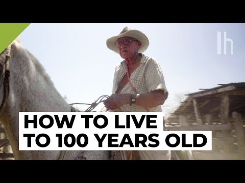 How To Live Long, From Two People Over 100