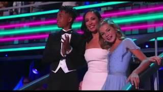 Mandla Morris & Brightyn Brems -  DWTS Juniors Episode 6 (Dancing with the Stars Juniors)