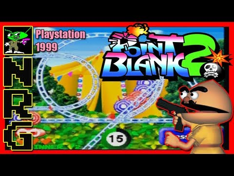 Point Blank 2 Playstation