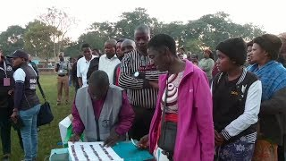Polls open in Malawi general election