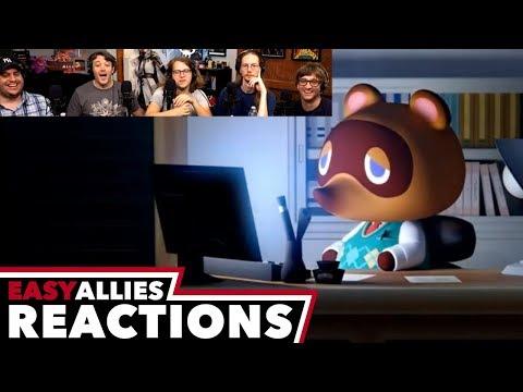 Nintendo Direct Sep 13, 2018 - Easy Allies Reactions (видео)