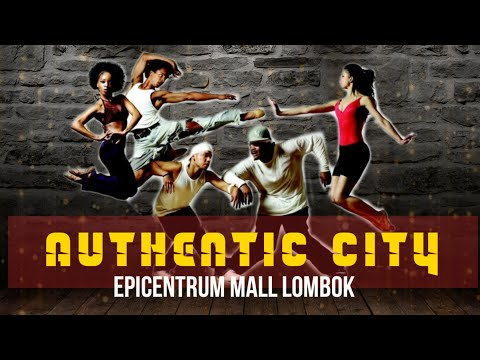 Authentic city di epicentrum mall lombok