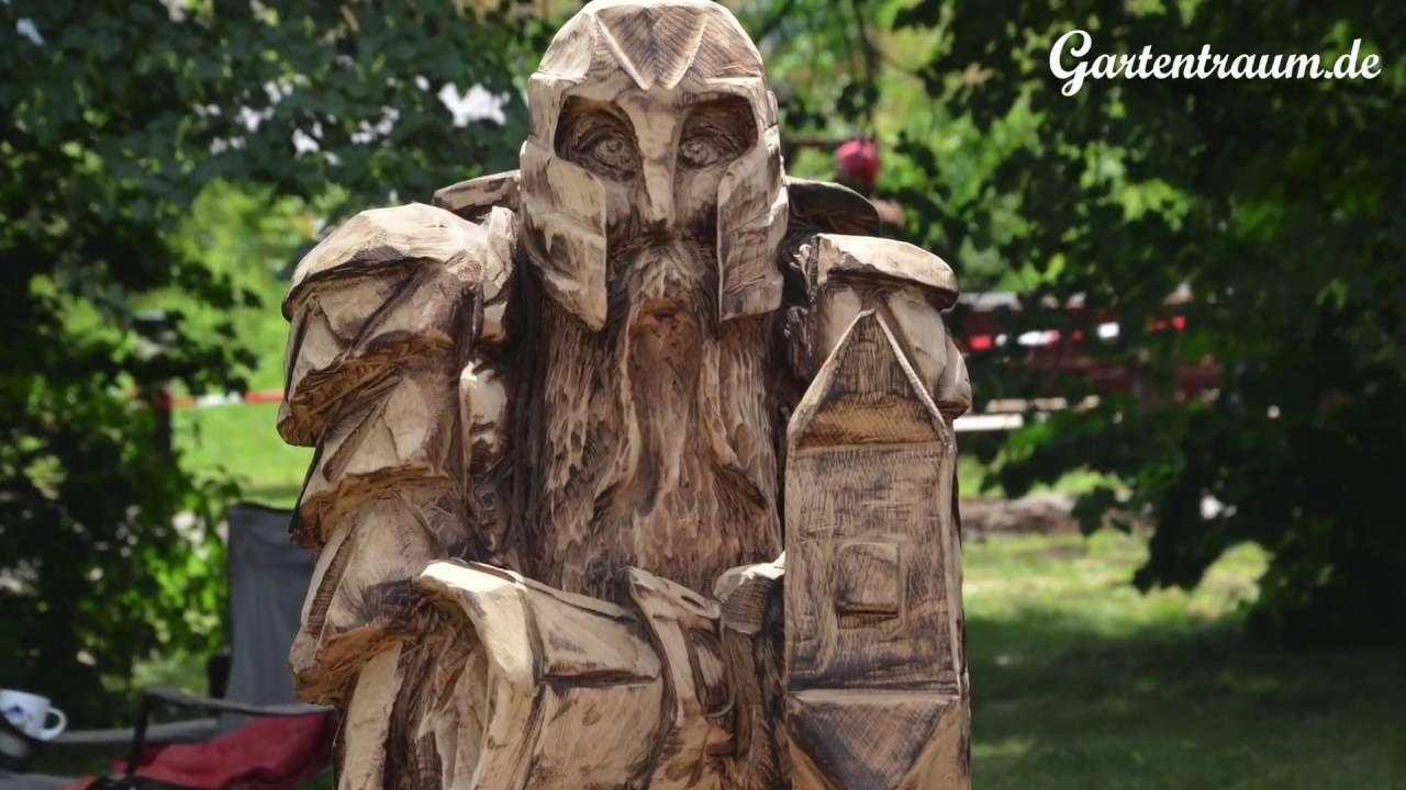 Gartenfiguren aus Stein  Metall & Polyresin – 25 moderne Deko-Ideen