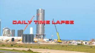 Daily Launch Pad Time Lapse