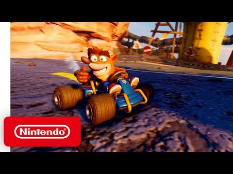 Crash Team Racing Nitro Fueled Review: A spectacular revival