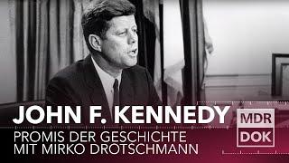 John F. Kennedy erklärt | Promis der Geschichte mit Mirko Drotschmann