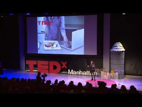 Video How small changes in food choice can make BIG everyday differences | Stefanie Sacks | TEDxManhattan