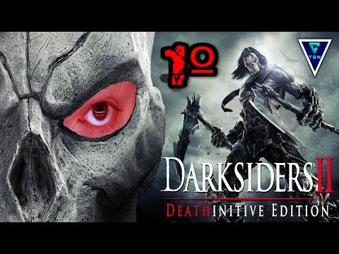 Gameplay de Darksiders II Deathinitive Edition