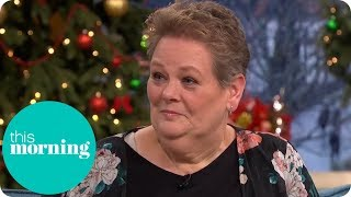 Exclusive: Anne Hegerty's First TV Interview Since Leaving I'm a Celeb | This Morning